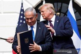 PM Israel Netanyahu ucapkan selamat kepada Joe Biden