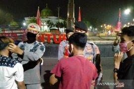 Polres Cianjur jaring 500 warga tak bermasker