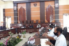 Komisi III dewan Tabalong terima kunker DPRD Paser