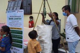 PT. Pertamina MOR VIII galakkan bank sampah di wilayah DPPU Pattimura