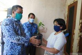 Tangerang bagikan 380 ribu bibit tanaman  pada  warganya yang  terdampak COVID-19