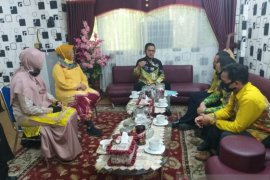 Tim Proklim Provinsi bina dua Desa di Kotabaru