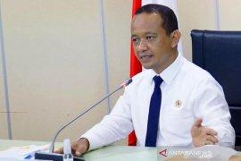 Bahlil: Draf final UU Cipta Kerja diserahkan ke pemerintah Rabu