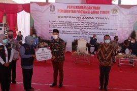 Gubernur Jatim serahkan bantuan ventilator untuk 17 rumah sakit di tiga daerah