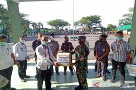 Satgas COVID-19 BUMN Bengkulu sudah salurkan bantuan Rp1,3 miliar