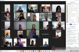 BPJAMSOSTEK Padang Sidempuan sosialisasi relaksasi iuran secara virtual