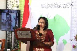 Di Bali, Menteri PPPA: wujudkan kesetaraan gender di berbagai bidang