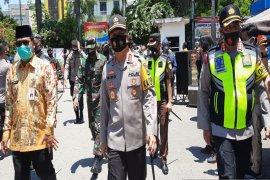 Video - Kapolresta Banjarmasin pastikan perketat pengawasan di zona merah
