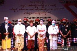 Gubernur Bali minta lembaga di MDA perkuat desa adat