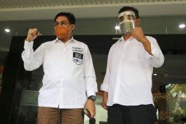 Machfud-Mujiaman jalani swab test kedua di RSUD Soetomo Surabaya
