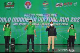 "Indonesia Nestle Milo gelar ""Milo Indonesia Virtual Run"""