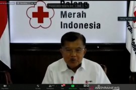 JK: Kepercayaan masyarakat kunci keberhasilan upaya kemanusiaan PMI