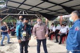 Tinjau pelaksaan ujian SKB ditengah COVID-19, ini harapan Bupati Aceh Jaya