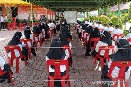 Ratusan CPNS kembali ikut Tes SKB di Aceh Jaya