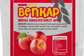 Mahasiswa FTP UB berdayakan PKK buat beras analog dari kulit apel