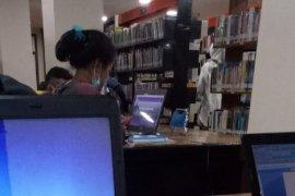 Perpustakaan BPAD tetap buka dengan protokol kesehatan