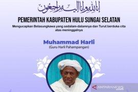 Guru Harli Pahampangan, sosok ulama kharismatis bertutur lembut tutup usia