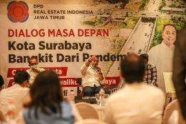 Bertemu REI Jatim, Eri Cahyadi komitmen pertahankan Surabaya kota ramah bisnis