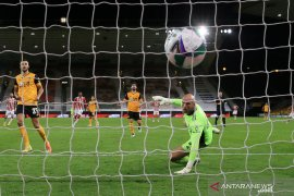 Wolverhampton didepak tim strata kedua Stoke dari Piala Liga Inggris