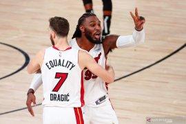 Miami  Heat kini memimpin 2-0 atas Boston  Celtics di final Wilayah Timur NBA