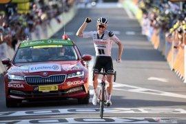 Tour de France: Kragh Andersen rebut kemenangan kedua setelah juarai etape ke-19