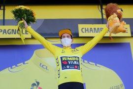 Klasemen sementara Tour de France sampai etape ke-19