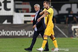 Harry  Kane lega Tottenham bisa lewati Lokomotiv Plovdiv di Liga Europa