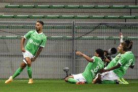 Saint-Etienne kalahkan Marseille dua gol tanpa balas