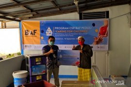 Semarak BAF 23 tahun bantu pendidikan melalui program CSR