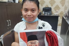 Polda Sumut tangkap pelaku pelecehan Bendera Merah Putih