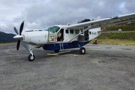 Kabid Humas Polda: Pesawat Dabi Air ditembak KKB di Bandara Bilogai Sugapa Papua