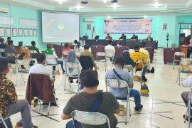 KPU Sidoarjo siapkan bilik khusus pemilih bersuhu tubuh tinggi