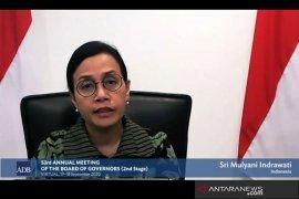 Sri Mulyani: Negara G20 terus perangi COVID-19