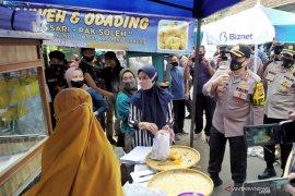 Operasi Yustisi, Polisi imbau warga luar kota tidak datangi Kota Bandung
