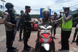 Pangdam Kasuari : TNI-Polri wajib jadi contoh penerapan protokol kesehatan