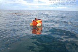 Basarnas Ternate temukan nelayan hilang di laut Halmahera