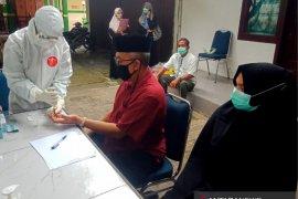 Reaktif rapid test, Bupati Aceh Barat isolasi mandiri selama 14 hari