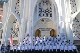 31 orang di Pesantren Al Izzah Kota Batu terkonfirmasi positif COVID-19