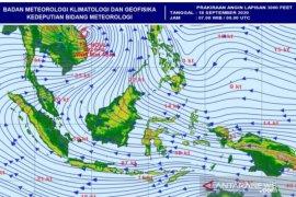 BMKG: potensi hujan lebat ancam sejumlah wilayah di Aceh