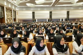 5 ribu peserta SKB di Jambi tunggu pengumuman kelulusan CPNS