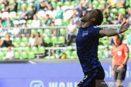 Hertha, Freiburg, Augsburg, Hoffenheim amankan tiga poin