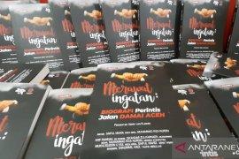 Buku biografi perintis jalan damai Aceh diterbitkan
