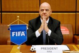 Presiden FIFA mengaku prihatin dengan penundaan kualifikasi Piala Dunia