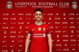 Liverpool  konfirmasi transfer Diogo Jota dari Wolverhampton