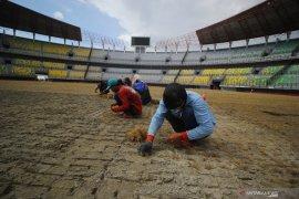 Renovasi Stadion Gelora Bung Tomo Dikebut