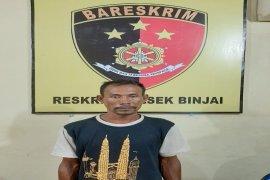 Polsek Binjai tangkap pelaku penganiaya orang tua