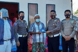 Jasa Raharja Maluku santuni korban laka lantas di Amahai