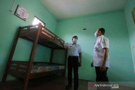 Sebanyak  44 pasien COVID-19 akan jalani isolasi di RPS Neglasari Tangerang