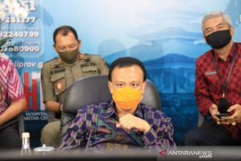 Sekda Bali ikuti rakorsus pemetaan kerawanan pilkada di tengah pandemi