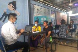 Mencari keluarga, empat warga Rohingya Malaysia diamankan Imigrasi Lhokseumawe
